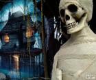 Mumie und Spukhaus