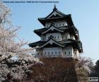 Burg Hirosaki, Japan