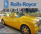 Rolls-Royce gelb