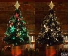 Schöner Baum von Weihnachten