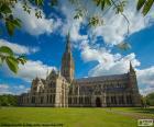 Kathedrale von Salisbury, England