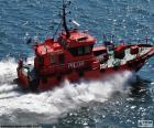Schwedische Lotsenboot