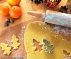 Cookie Weihnachten vorbereiten