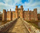 Herstmonceux Castle, Großbritannien