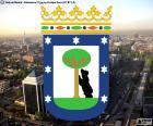 Das Wappen der Stadt Madrid hat seinen Ursprung im Mittelalter