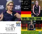 2016 FIFA-Welttrainer – Frauen