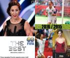 The Best – FIFA-Weltfussballerin 2016