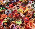Armbänder von Farben