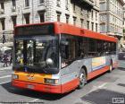 Rom-Stadtbus