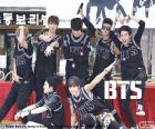BTS, Bangtan Boys