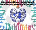 Internationaler Tag der Solidarität mit den Inhaftierten und fehlende Mitarbeiter