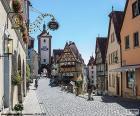 Rothenburg, Deutschland