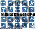 Internationaler Tag der Sport für Entwicklung und Frieden