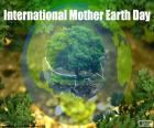 Internationaler Tag der Mutter Erde puzzle
