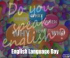 Tag der englischen Sprache