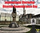 Internationalen Chernobyl Katastrophe-Gedenktag