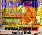 Welttag für Sicherheit und Gesundheitsschutz bei der Arbeit
