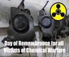 Gedenktag für alle Opfer der chemischen Kriegsführung