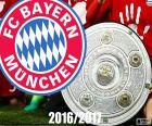 Bayern Múnich, Meister 2016-2017