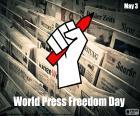 Internationaler Tag der Pressefreiheit