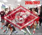 Spartak Moskau, 2016-2017 Meister