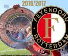 Feyenoord Rotterdam, Meister 2016-2017