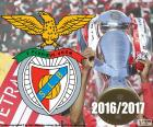 Benfica, meister 2016-2017