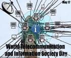 Welt-Telekommunikation und Gesellschaft-Infotag