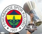 Fenerbahçe, 2017 Euroleague Meister
