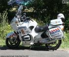 Motorrad-Polizei, Rumänien