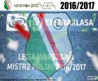 Legia, Meister 2016-2017