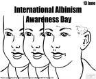 Internationaler Tag des Albinismus