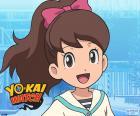 Katie, Yo-Kai Watch