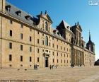 Kloster von El Escorial, Spanien