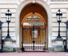 Eingang zum Buckingham Palace