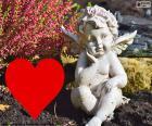 Amor i rote Herzen