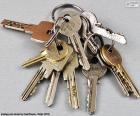 Diverse Schlüssel
