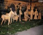 Bethlehem aus Stroh