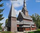 Stabkirche, Deutschland