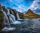 Kirkjufellsfoss, Island