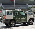Dubai Polizei-Auto