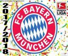 FC Bayern München, Bundesliga 2017-2018