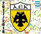 AEK Athen F.C., Super Lig 2017-18