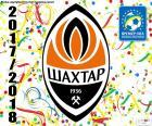 Shakhtar Donetsk, Meister 2017-18