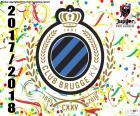Club Brugge KV Pro League 2017-2018