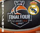 Real Madrid, 2018 Euroleague-Meister