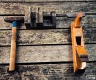 Werkzeuge für die Holzbearbeitung