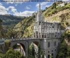 Wallfahrtskirche Unserer Lieben Frau von Las Lajas, Kolumbien