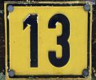 Nummer dreizehn