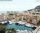 Hafen von Fontvieille, Monaco